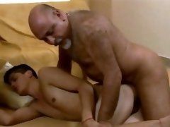 Twink's boypussy got pounded from many angles till he had too much prostate massage not to cum like a fountain!