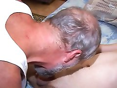Gays of different age start a non-stop dirty session that makes them cum.