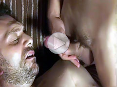 Dad boy porn video for you, 4 clips