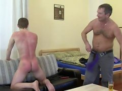 Elder Brother Find Out His Younger Brother Was Gay, And Decided To Tech Him a Lesson! The Realm Of Real Spanking Is Now Opened To You!
