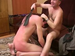 See Hot Horny Men Leave Their Mark On Adorable Twinks! Spanking Gives Place To Hardcore Anal And Oral Sex, And Then More Spanking Comes Right Away!